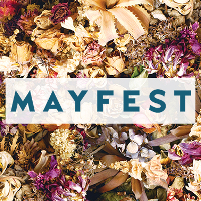 Mayfest 2016 announced