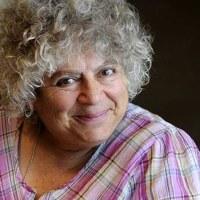 Patron: Miriam Margolyes