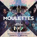 Moulettes announce UK supports across their December tour