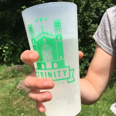 Greening up Trinity