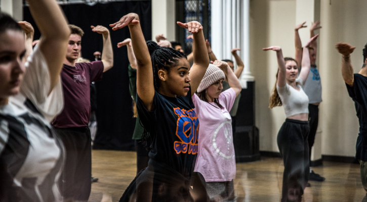 Dance Futures- Moving Bristol Launch