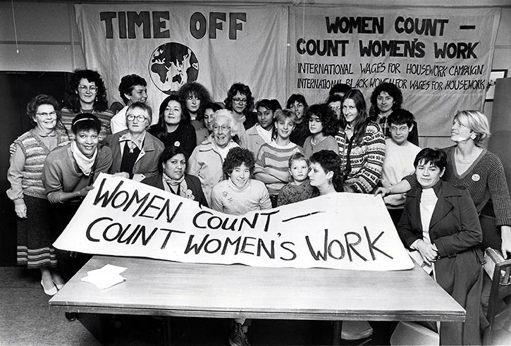 1985 Oct 25 International Time Off for Women