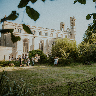 Trinity receives Culture Recovery funding