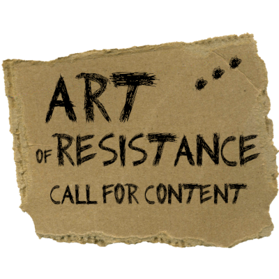 #Resist call for content