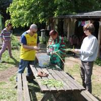 Vote for the Trinity Garden to win the Aviva Community Fund