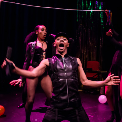 Come Dance at Rent Party