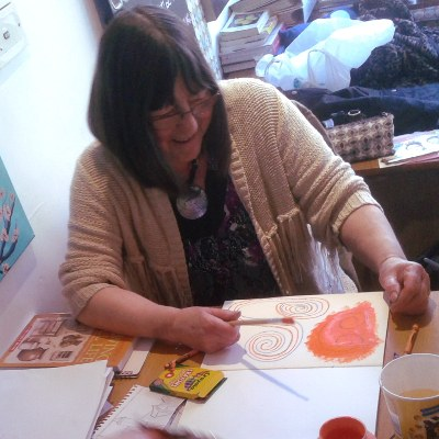 Art classes for over 50's