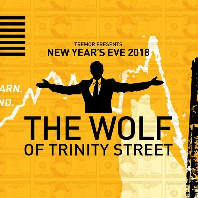 The Wolf of Trinity Street: NYE 2018