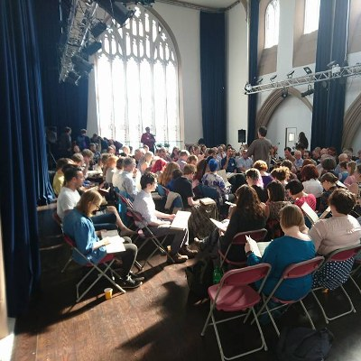 UK Sacred Harp Convention 2019